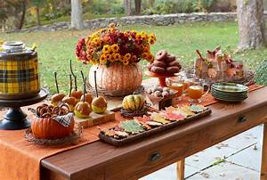 Easy DIY Thanksgiving Decoration Ideas Images 2018