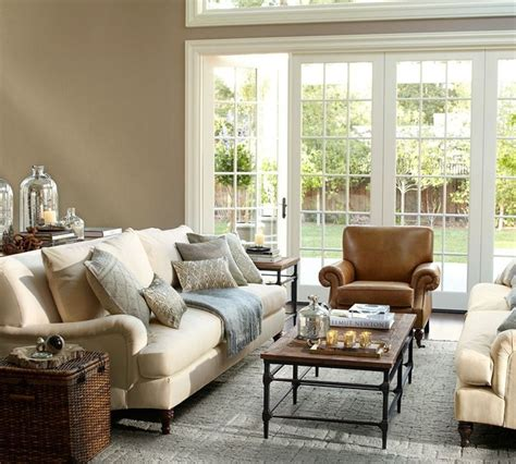 pottery barn carlisle sofa carlisle upholstered sofa traditional sofas