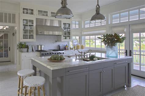 gray kitchen island gray kitchen island cottage kitchen grace interiors