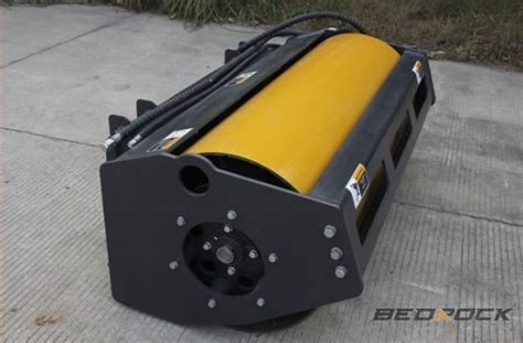 vibratory roller attachment skid steer loader attachments loader