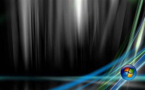vista black desktop pc  mac wallpaper