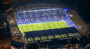 NBA Teams Welcomed To Stamford Bridge For Chelsea Vs