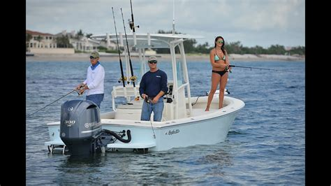Boat Brands Starting With V by Florida Sportsman Best Boat 23 To 27 Hybrid Bay Boats