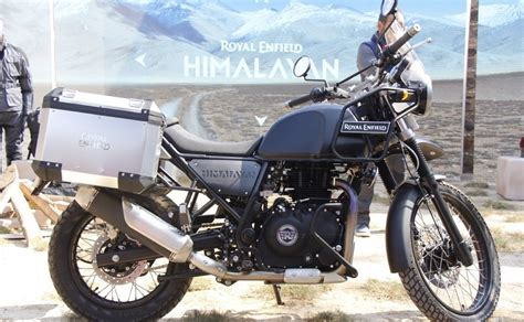 Versys 650 And Royal Enfield Himalayan by Royal Enfield Himalayan Launch Price Feature Specs