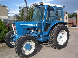 Ford 7600  1981  6 110 Hrs
