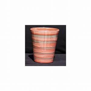 Pot En Terre Cuite émaillée : pot en terre cuite maill e sydney bois de rose d33 ~ Dailycaller-alerts.com Idées de Décoration