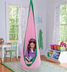 Hängesessel Kinder Ikea : extravagantes rosiges modell von indoor schaukel kinderzimmer kinder zimmer kinderzimmer ~ Pilothousefishingboats.com Haus und Dekorationen