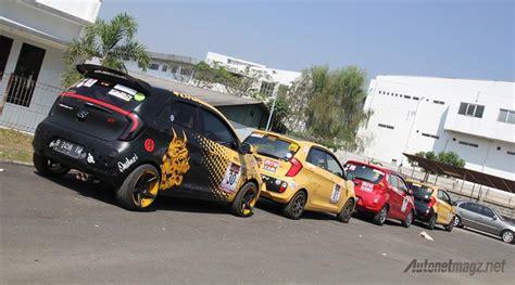 Modifikasi Kia Picanto by Modifikasi Kia Picanto Autonetmagz Review Mobil Dan