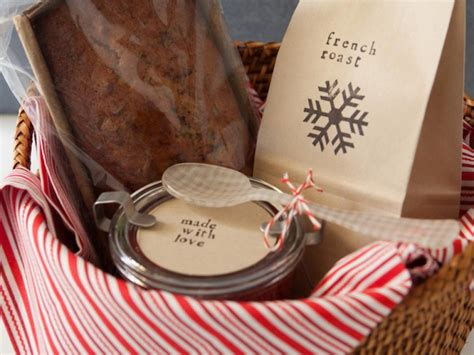 Gourmet Gift Ideas And Diy Food Baskets