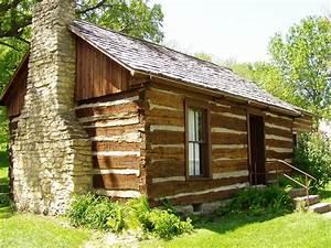 Tobin Cabin | Scott County, Iowa