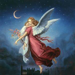 Beautiful Guardian Angels Artwork For Sale Posters And