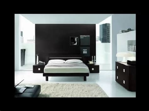 decorate  black white bedroom cheaply home