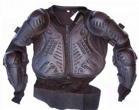 Motocross Body Armour Bike Motorcycle Armor Jacket Xl