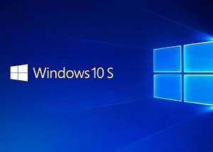 Todo lo que necesitas saber sobre Windows 10 S