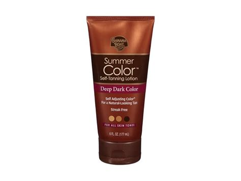 Banana Boat Vs Neutrogena Self Tanner by Banana Boat Sunless Tanning Lotion Ingredients And Reviews