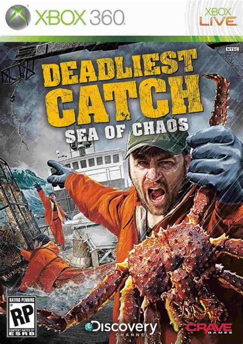 X360 Deadliest Catch Sea Of Chaos Xbox 360 Game