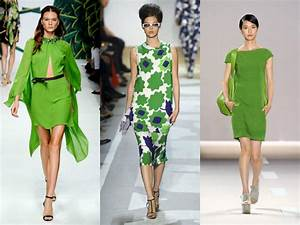 Go for gorgeous green fashion - All 4 Women