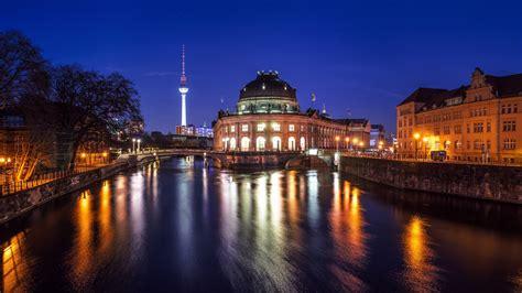 Germany Berlin Museum Island Wallpaper Hd Wallpapers13com