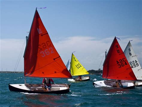 Keyhaven Scow by Scow Class