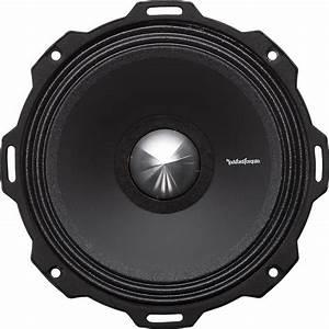 Rockford Fosgate Pps4 4 U0026quot  Midrange Speaker
