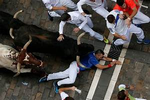 Running Of The Bulls 2017 In Pictures  Most Shocking