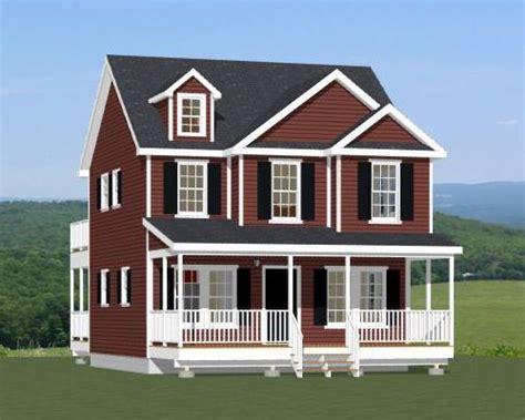 24x24 House  #24x24h2  1,143 Sq Ft  Excellent Floor
