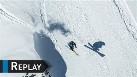 replay 8 mont blanc swatch freeride world tour chamonix mont blanc 2017 staged in vallnord arcal 237 s andorra