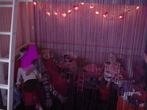 fil de cuisine douillet photo 3 3 lit superposé rideau de fil sur la