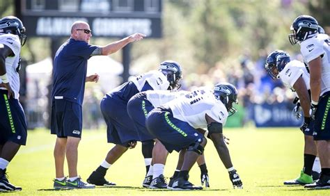 seahawks announce  open training camp practices