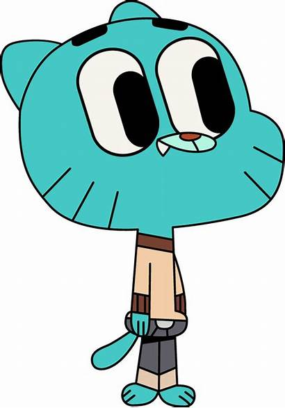 Gumball Amazing Characters Cartoon Watterson Cool