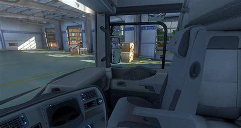 renault truck interior renault magnum darker interior modhub us