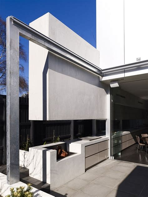 Modern Design by Edwardian Home In Melbourne Gets A Modern Extension