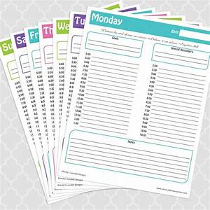 sweet and spicy bacon wrapped chicken tenders time With time management planner templates free