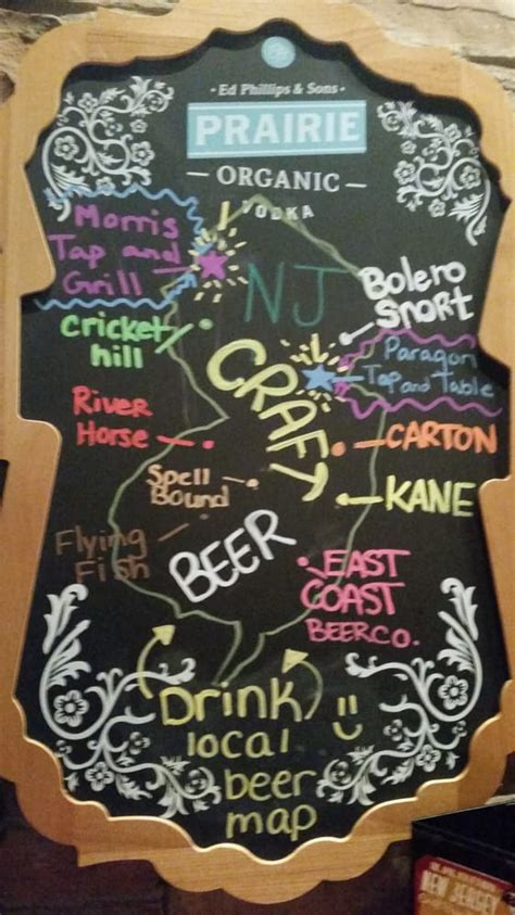 paragon tap and table love nj brews yelp