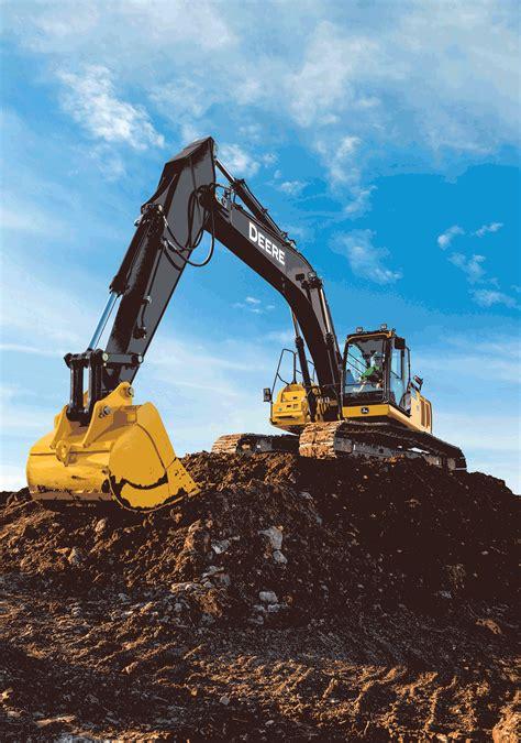 john deere adds  lc  final tier   series excavator