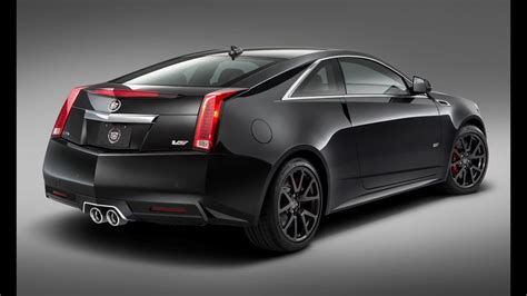 New Cadillac Cts-v Coupe 2016 Limited Edition