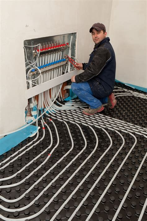 What Is A Floor Technician by Introduction To In Floor Heating For Edmonton Homes