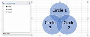 35 Create Venn Diagram In Excel