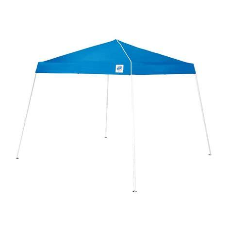 swift  ft   ft royal blue slant leg instant shelter canopy   home depot
