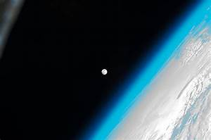 The Moon and Earth (NASA, International Space Station, 01 ...