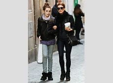 Out and about Julianne Moore enjoyed a day out in Rome