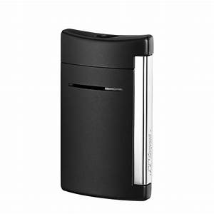 S T  Dupont Minijet Torch Flame Lighter