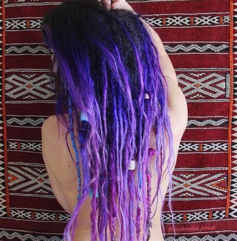 colored dreads colored dreads colored dreadlocks hairstyle