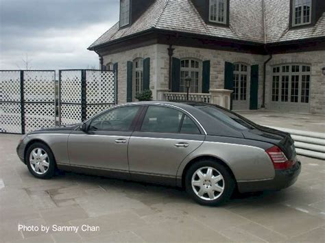 Canadian Auto Review - 2002 Maybach 57 and 62 Photos
