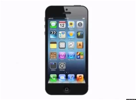 Iphone 5 'commercial' Making The Rounds On Twitter (video