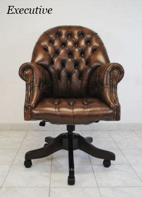fauteuil bureau chesterfield chesterfield chesterfield fauteuils de bureau