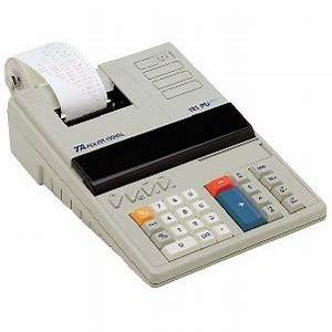 adler royal 121pd plus printing calculator With printing calculator with letters