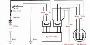 3 Wire Stator Wiring Diagram 3621 Archivolepe Es