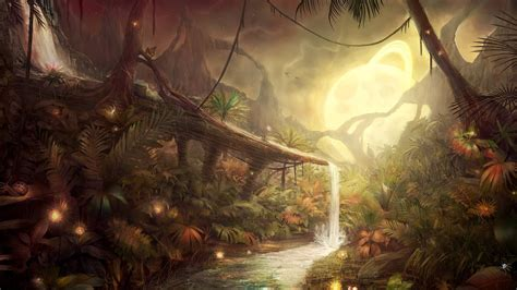 fantasy hd wallpapers backgrounds wallpaper