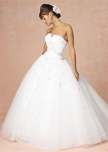 elegant collection of cheap princess wedding dresses for With cheap strapless wedding dresses